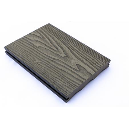 Terrassbord kompositt Dovre grå
