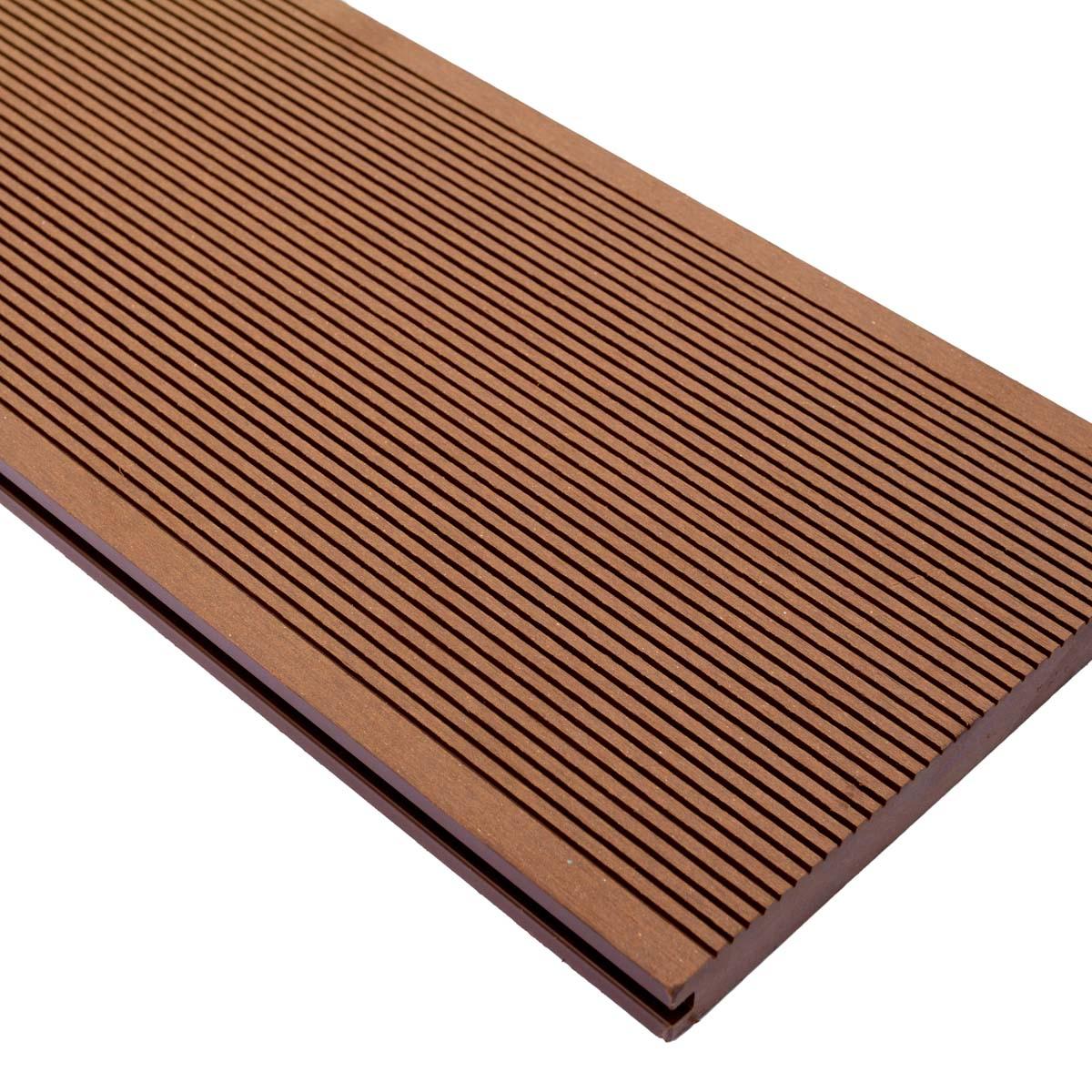 Terrassebord Kompositt Stavern brun